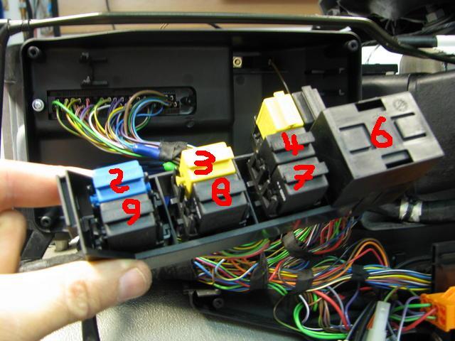 elektrik tauschen von relais in der relaisbox an der k. Black Bedroom Furniture Sets. Home Design Ideas